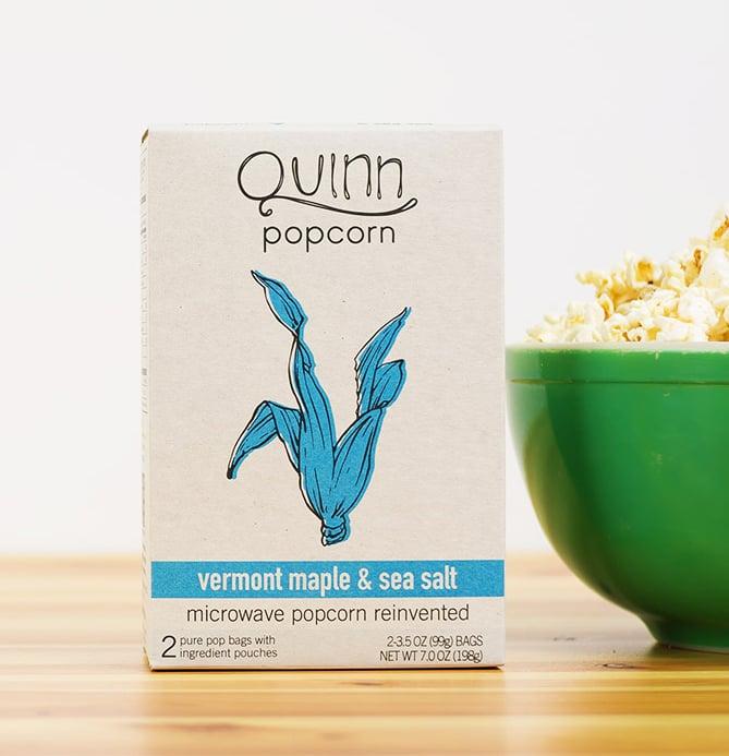 Quinn Maple Popcorn