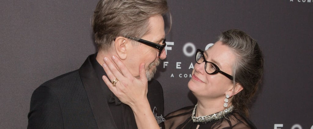 Who Is Gary Oldman's Wife?