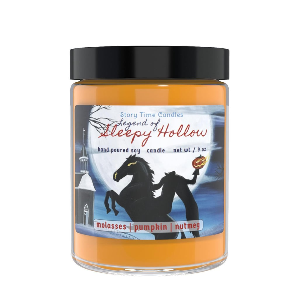 Legend of Sleepy Hollow Soy Wax Disney Candle