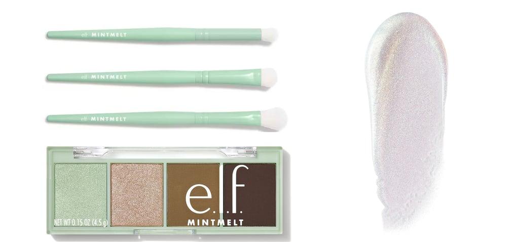 Mint-Green Makeup Ideas Featuring e.l.f. Cosmetics