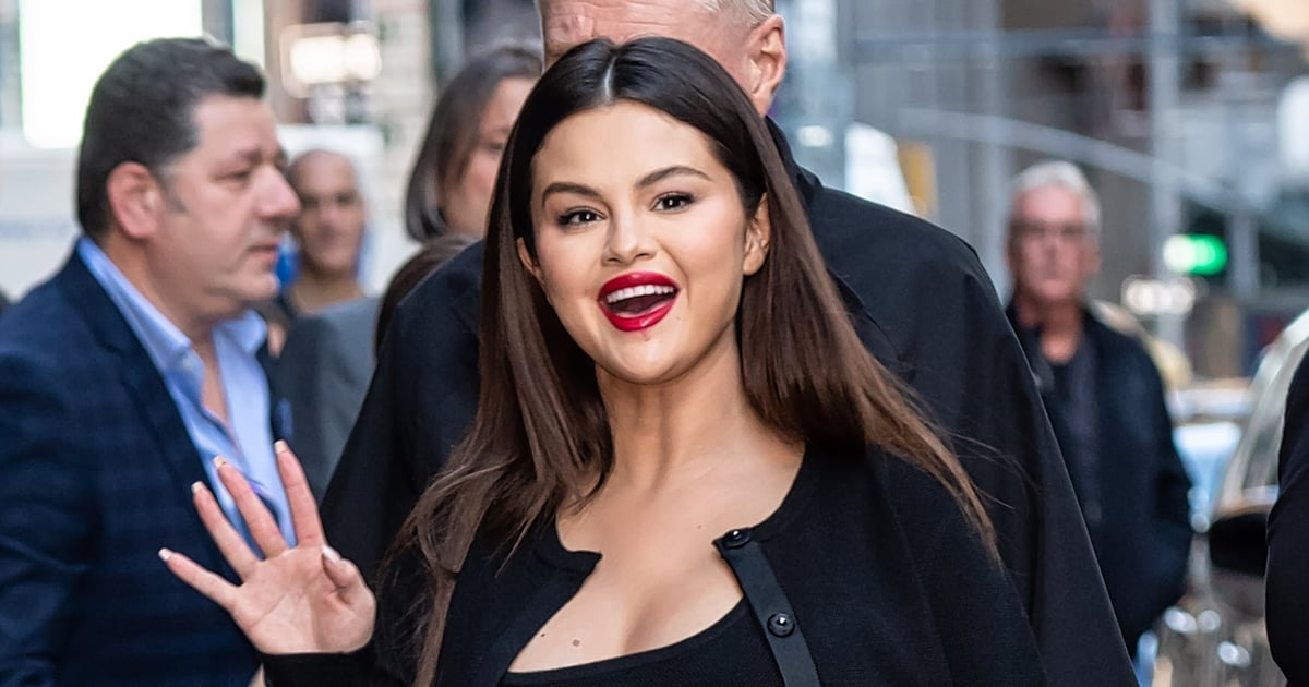 Selena Gomez's New Helix Piercing Is the Result of a Failed Trip to Build-a-Bear.jpg