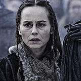 Tara Fitzgerald as Selyse Baratheon