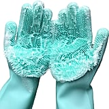 Forliver Cleaning Sponge Gloves