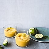 Frozen Mango and Apple Daiquiris