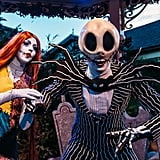 The Nightmare Before Christmas characters say hello.