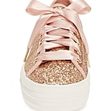 Keds x Kate Spade New York Triple Kick Glitter Sneakers