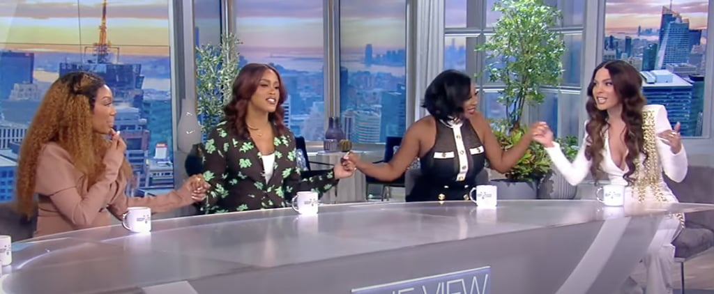 The Queens Cast Gush Over Each Other and Talk Show Lessons