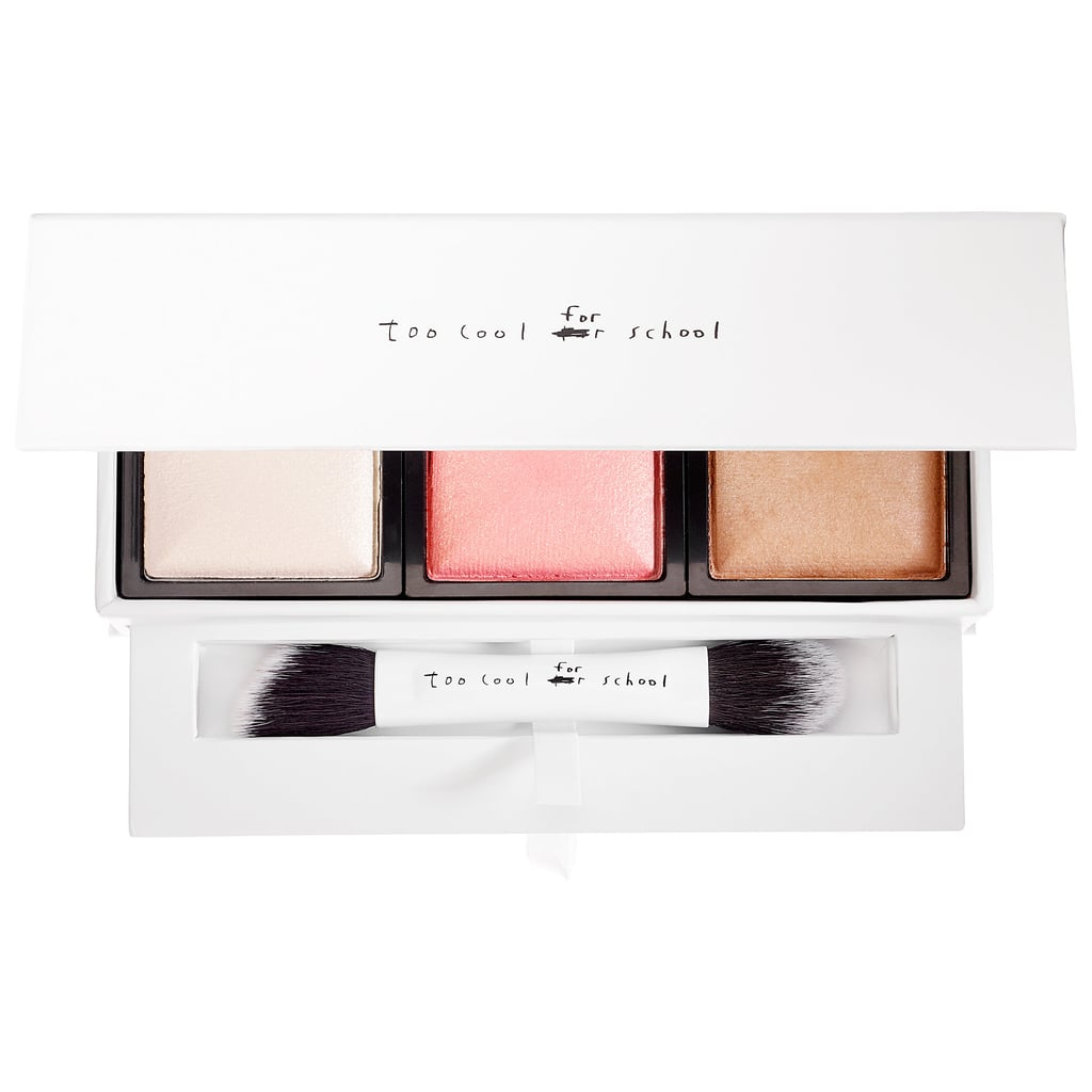 Too Cool For School Dinoplatz Triceratops Multi-Face Palette