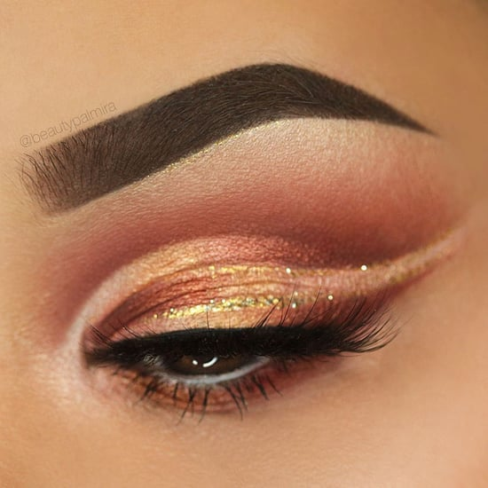 Honeycomb Cut Crease Makeup