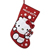 Make room for extra presents in your life with the Kurt Adler Hello Kitty Applique Stocking ($13, originally $28).