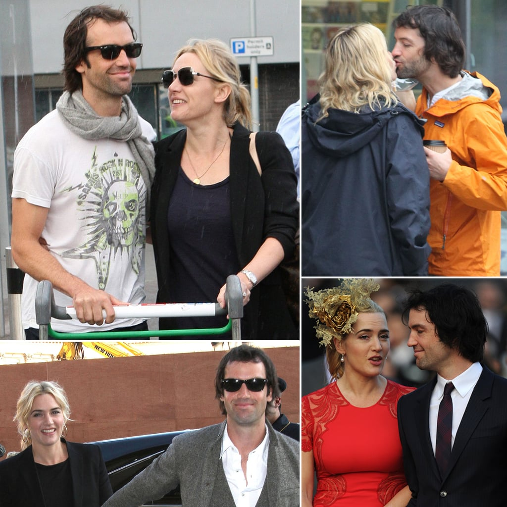Pictures of Kate Winslet With Ned Rocknroll