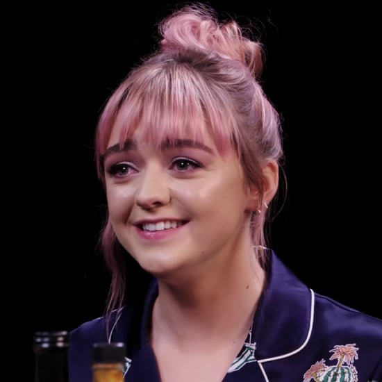Maisie Williams Talks Game of Thrones in Hot Ones Video