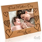 First Mother's Day Mommy & Me Picture Frame