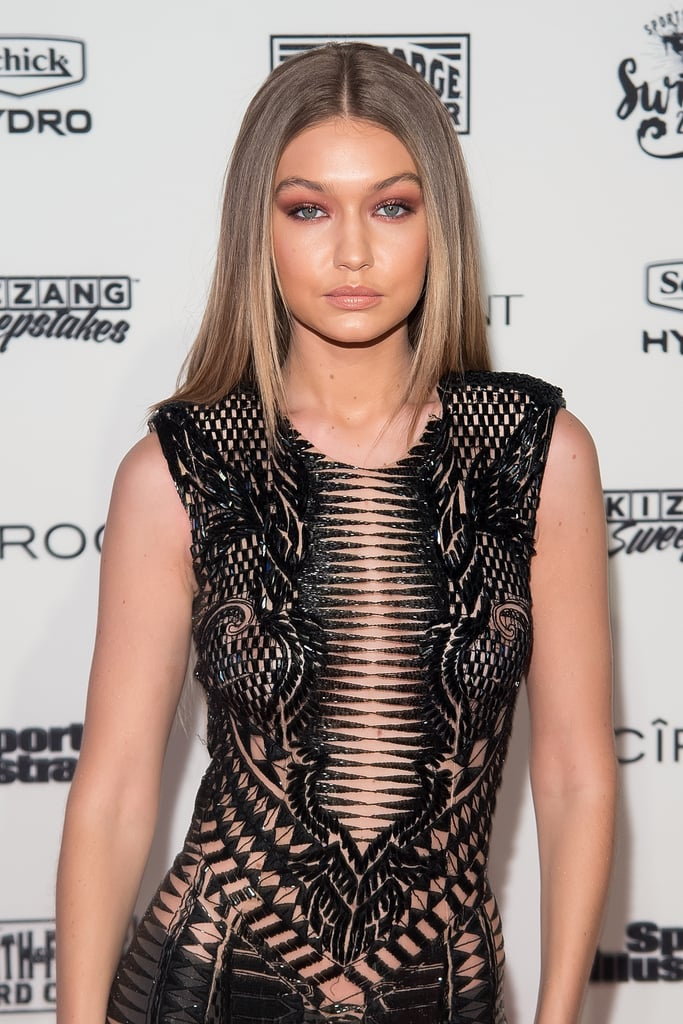 Gigi Hadid at Sports Illustrated Swimsuit Launch 2016