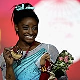 Simone Biles 2018 All-Around World Champion