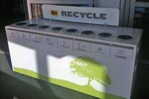 Best Buy Recycling Bins