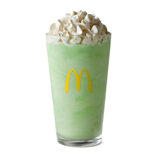 McDonald's Shamrock Shake 2019
