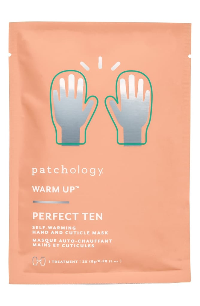 Patchology Warm Up Perfect Ten Self-Warming Hand & Cuticle Mask