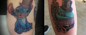 15 Tattoos That Are Perfect For Steampunk Fans