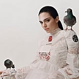 Kendall Jenner in Garage's 18th Issue
