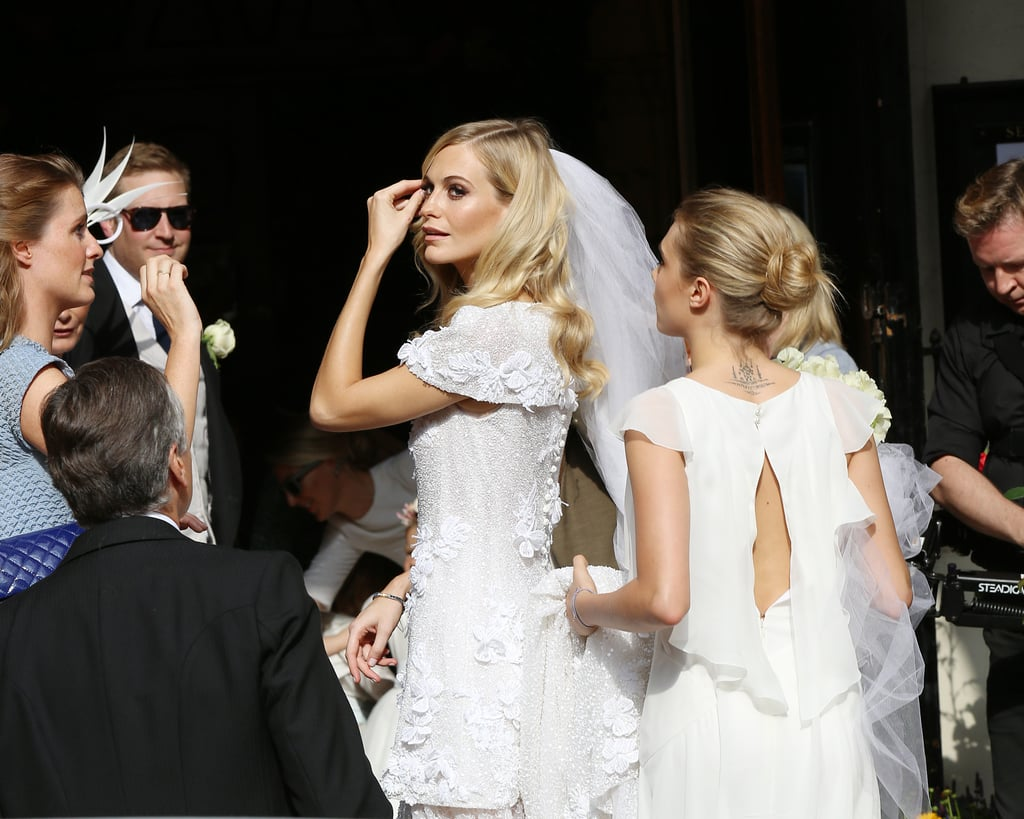 Wedding Dress From Breaking Dawn 86 Awesome Poppy Delevingne Is Married