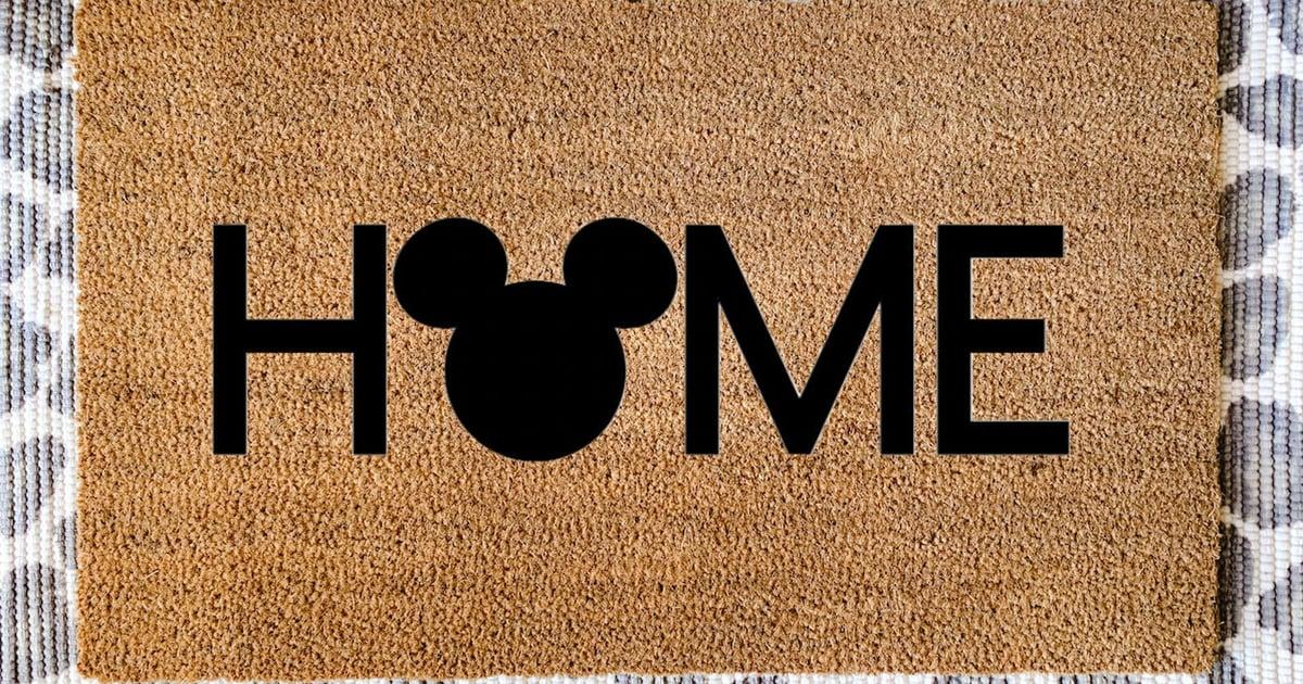53 Disney Doormats That Will Bring the Magic Right to Your Front Door