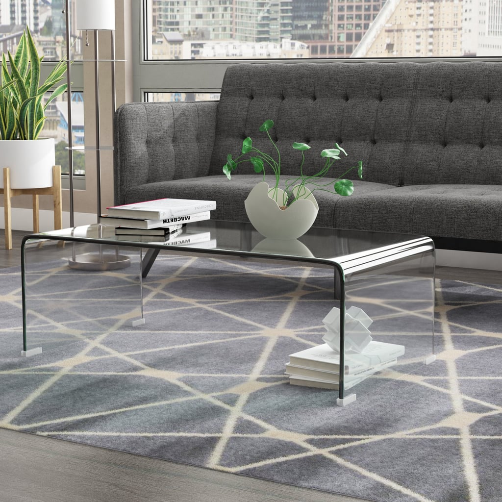 Arviso Sled Coffee Table