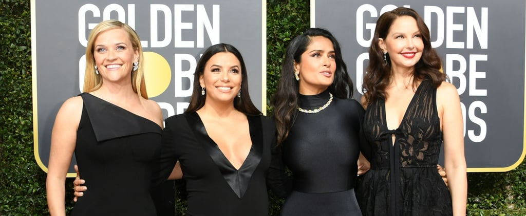 Every Single Dress From the 2018 Golden Globes