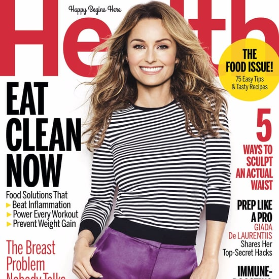 Giada De Laurentiis Health Magazine Cover October 2016