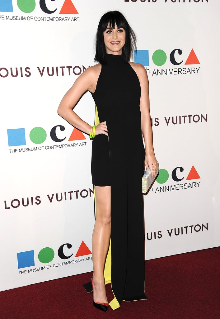 Katy Perry Leads the Star Parade at MOCA