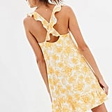 Dazie Summer Avlona Frill Dress ($59.95)