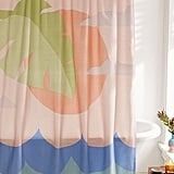 Urban Outfitters Beach Scene Shower Curtain