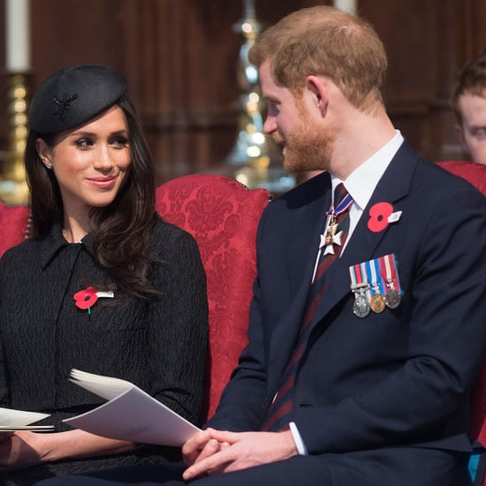 Why Does the Royal Family Wear Red Poppy Pins?