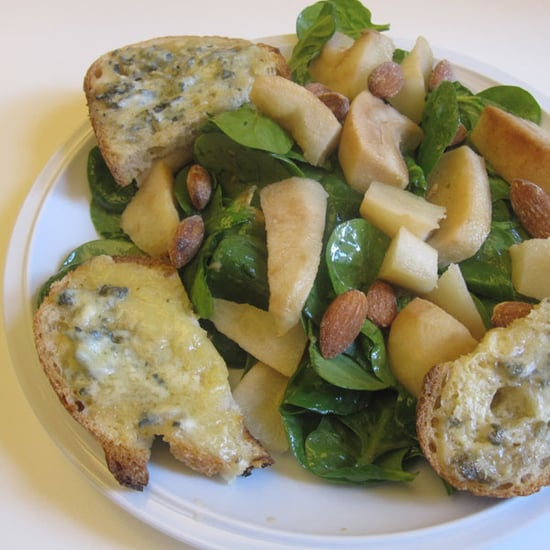 Winter Spinach Salad Recipe