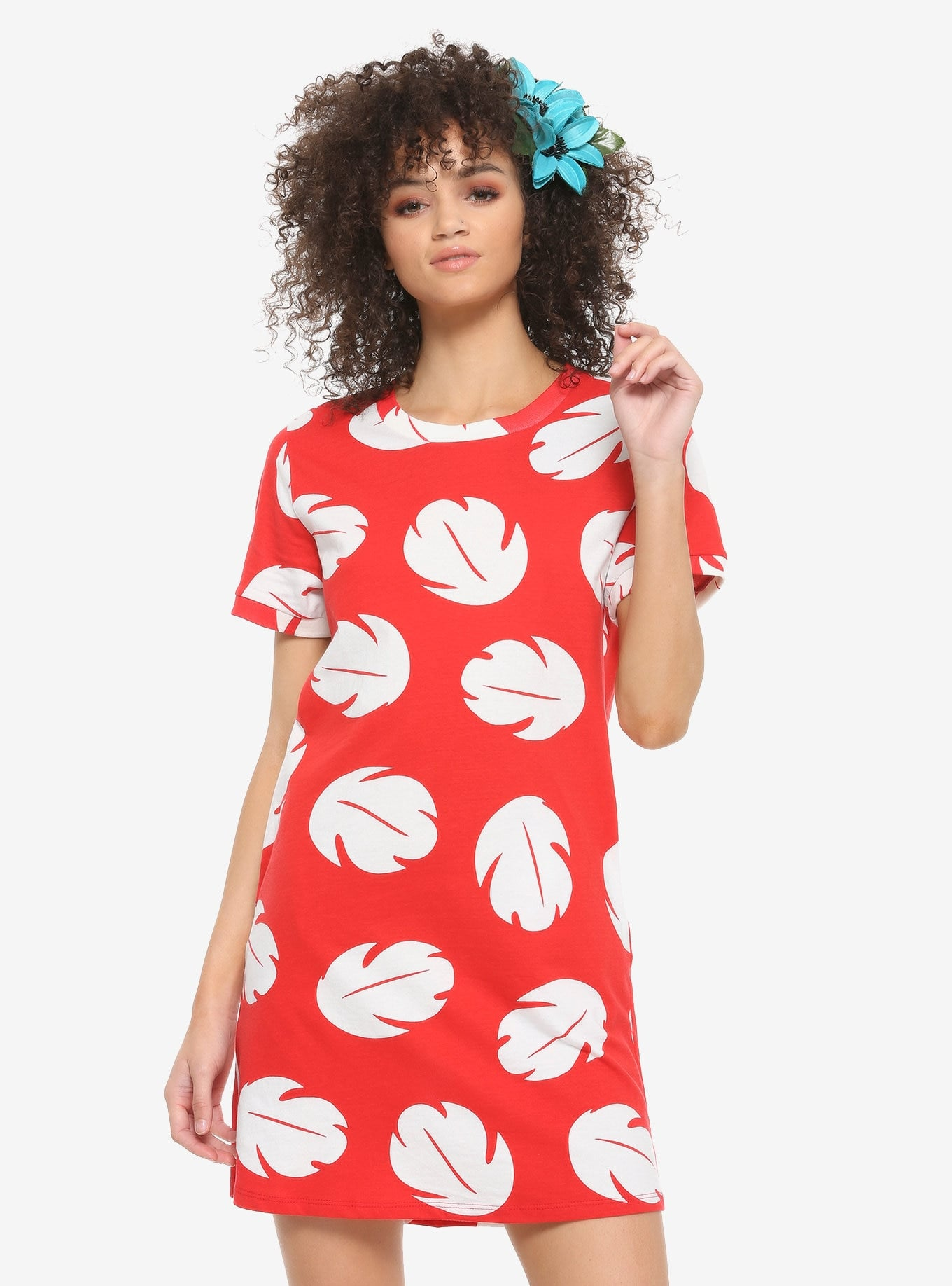 Disney Lilo Stitch Lilo T Shirt Dress Best Disney Halloween Costumes For Adults Popsugar Smart Living Photo 34