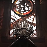 The Iron Throne and Its Sigil