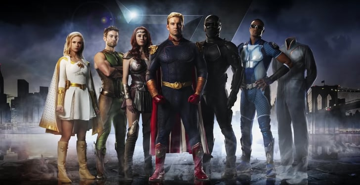 Image result for the boys the seven