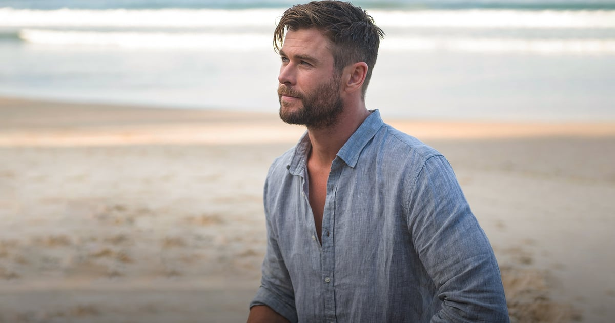 Chris Hemsworth Is Leading a Meditation Course, and the First Class Is 6 Minutes of Bliss