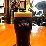 While Guinness is the popular brew of choice in Dublin, when exploring this area of Ireland, do yourself a favor and order a pint of Murphy's. Handcrafted in Cork, this refreshing dark stout is another favorite among the locals. And with good reason. Sweet, chocolaty, and locally brewed — what's not to love?