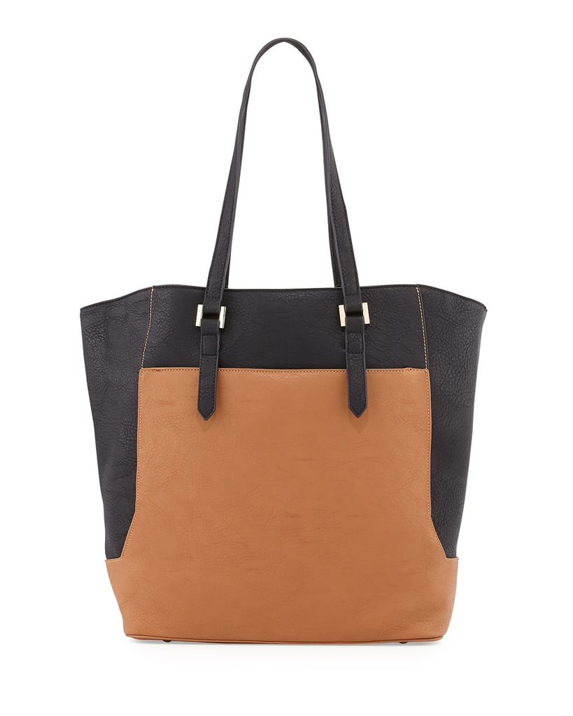 Neiman Marcus Colorblock Tote Bag ($115)