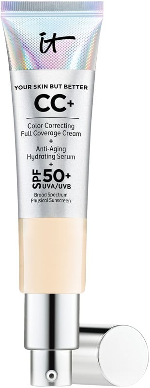 Your Skin But Better CC+ Cream with SPF 50+ - It Cosmetics | Ulta Beauty