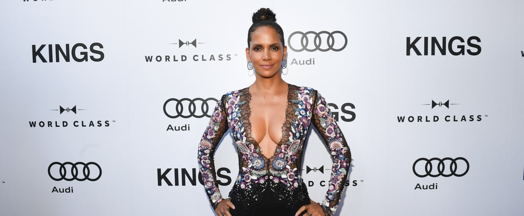 Halle Berry Fitness Friday 5-Move Ab Workout Review