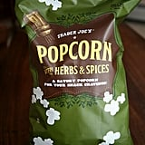 Popcorn With Herbs & Spices