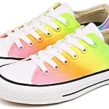 Rainbow Canvas Sneakers