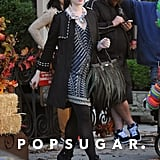 Leighton and Michelle Bring Fall Fashion to the Gossip Girl Set