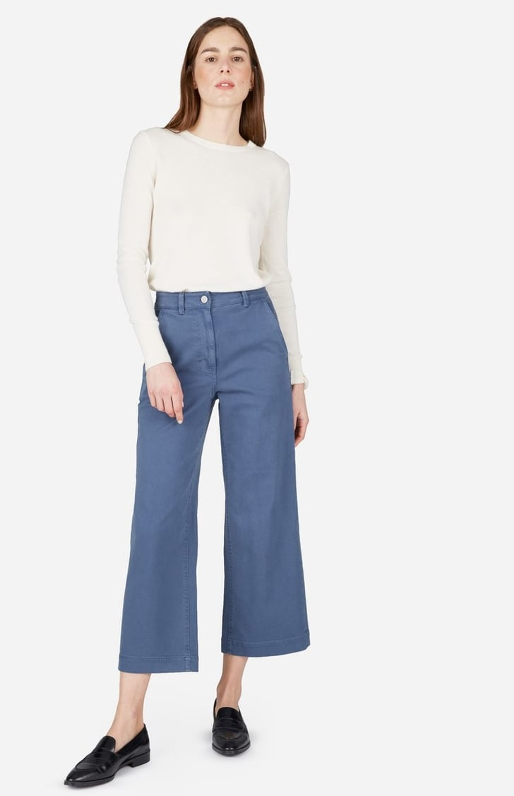 9 Chic Travel Pants So You Never Sweat in Your Skinny Jeans on the Plane Again