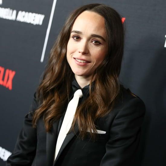 Netflix Updates Elliot Page's Credits in Its Metadata