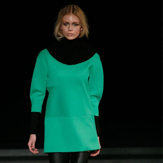 Pictures & Review Tibi Fall NY fashion week show