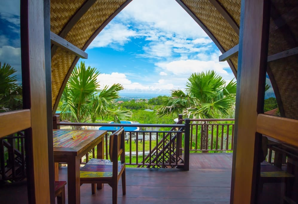 Jimbaran Beach Hut Where To Stay In Bali Popsugar