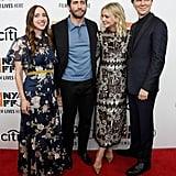 Jake Gyllenhaal at New York Film Festival Party Sept. 2018